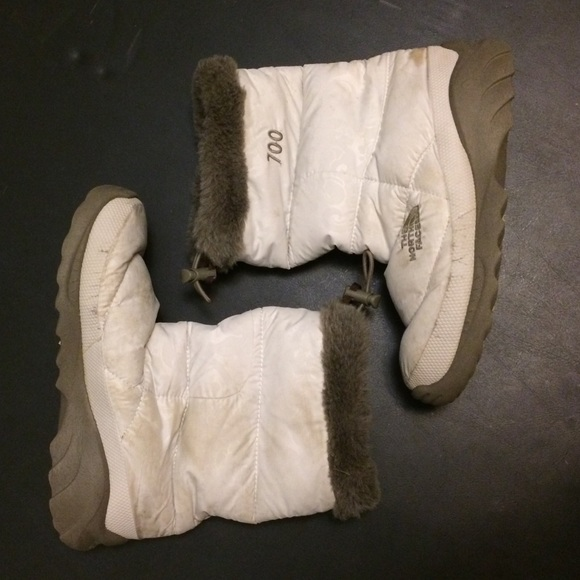 Snow Boots With Ice Pick Sole